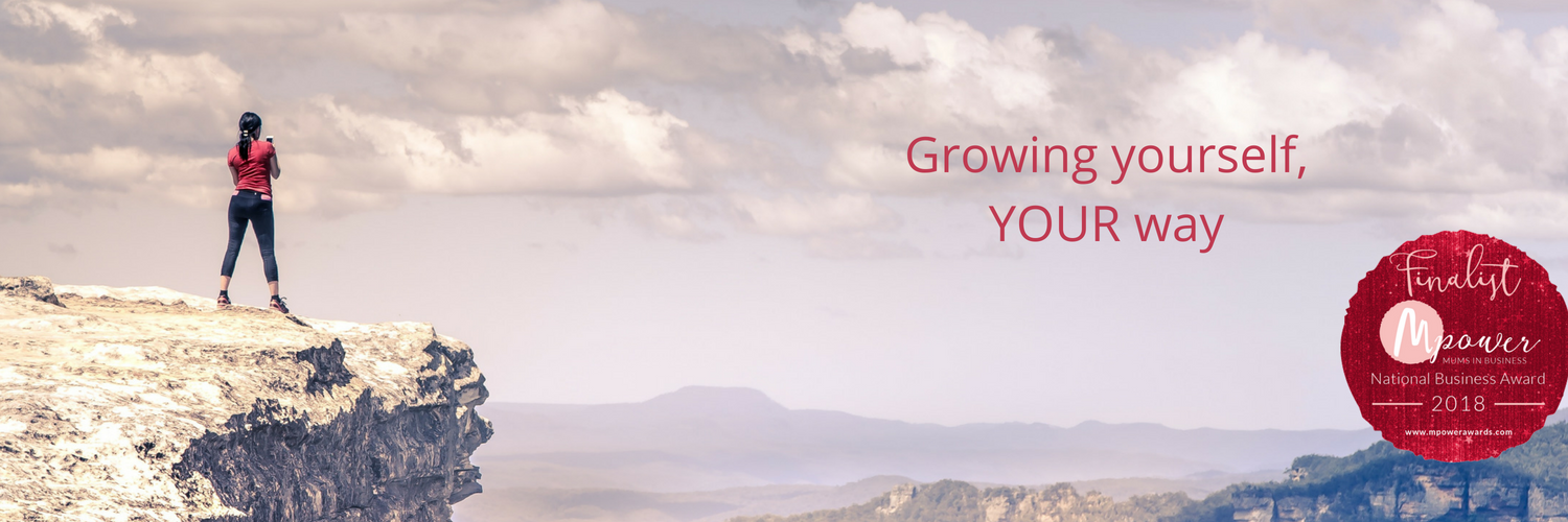 explore your options for growing yourself and your business with Tracey-Jane