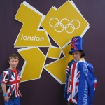 The Hughes Family at the Olympic Games