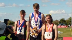 U15 Combined Events octathlon 2016