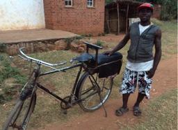 Bike taxi malawi