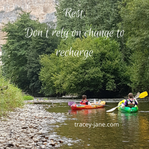 Rest don't rely on change
