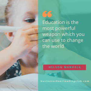 education is powerful