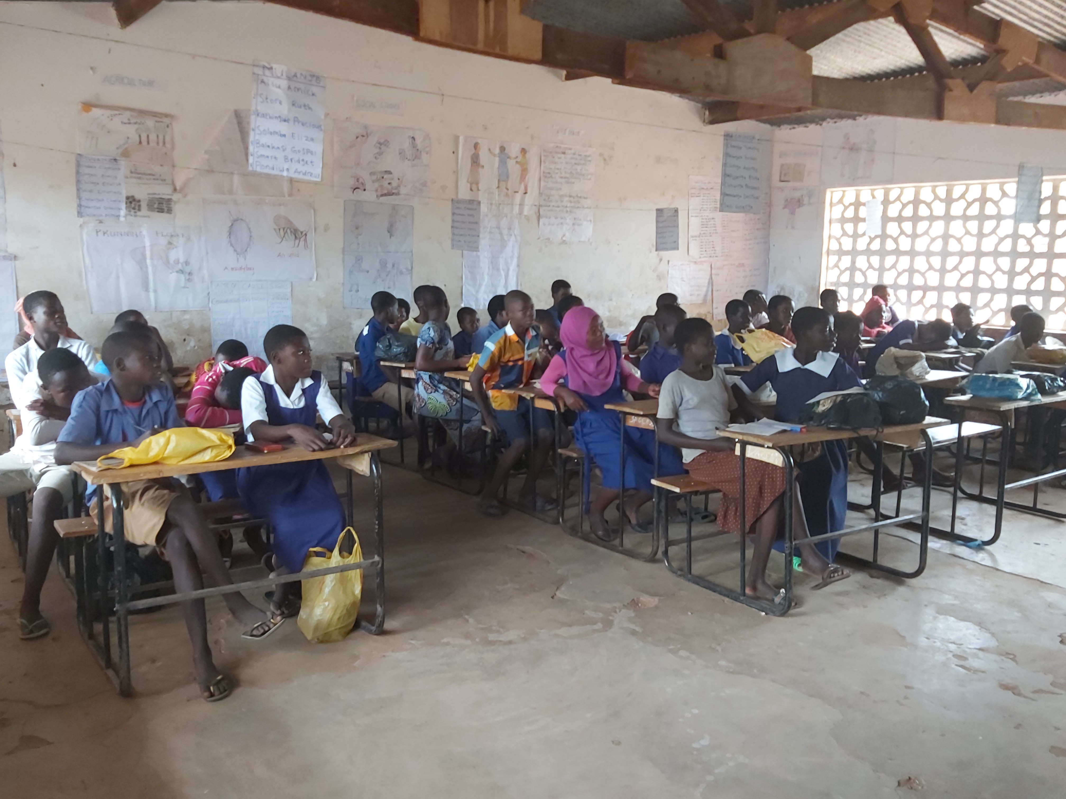 secondary education in sitima malawi